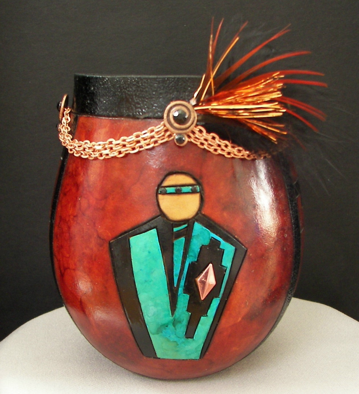DVD-Alochol-ink-Vase-Finished
