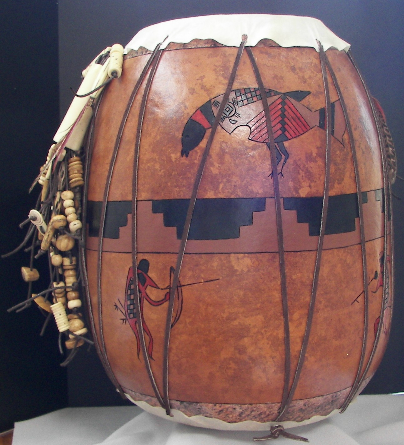 gourd-drum-front-view