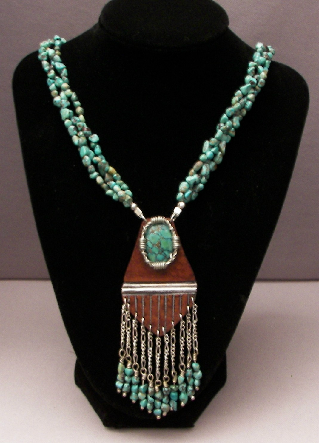 gourd-jewelry-turquoise